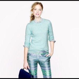 J Crew Cotton Teddie Sweater - XS